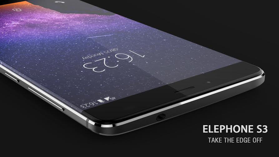 Elephone S3 render_5