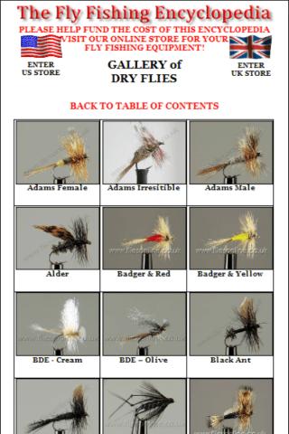 Fly Fishing Encyclopedia