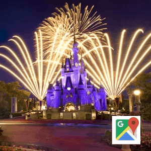 GPS Guide to DisneyWorld icon