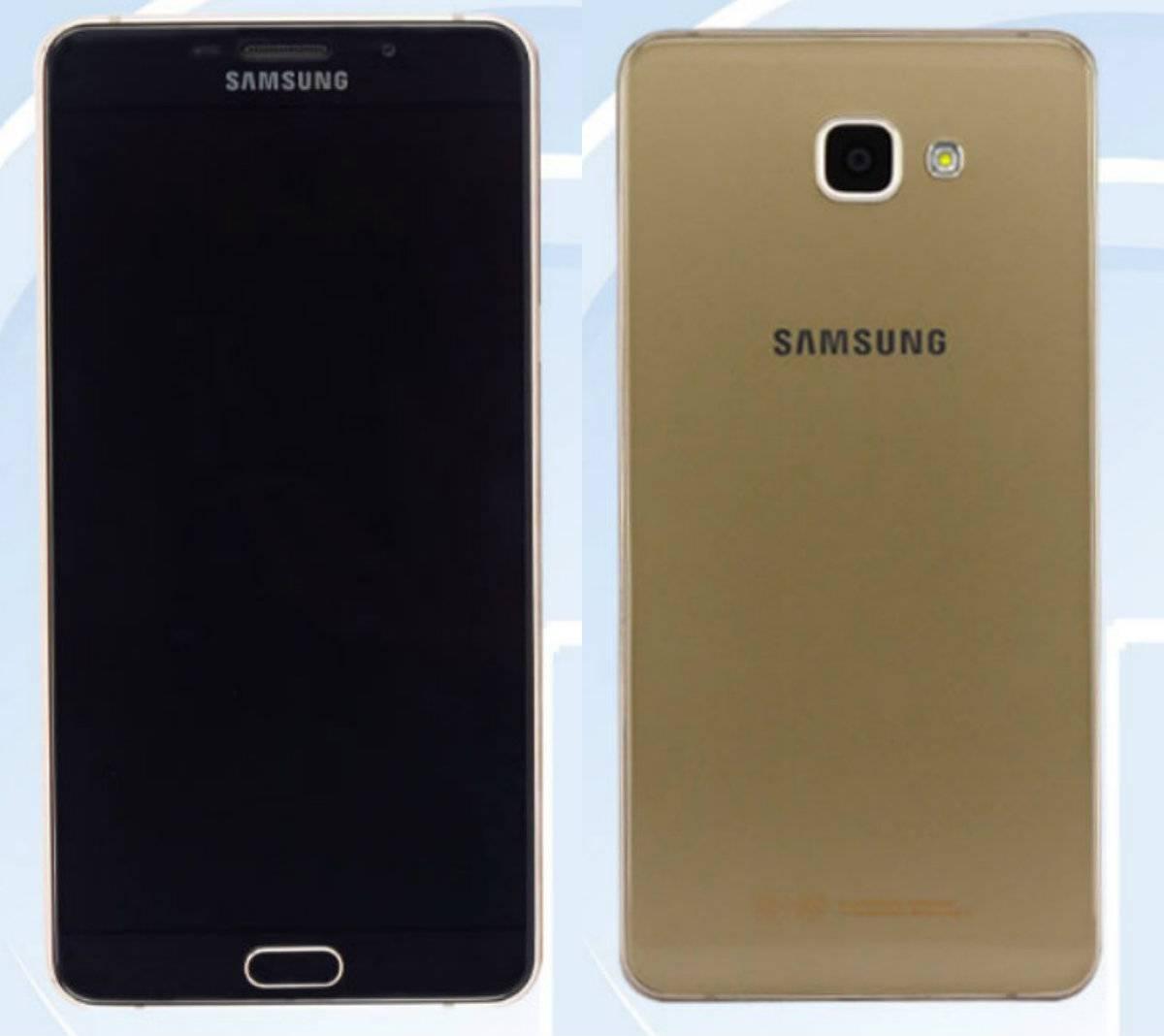 Galaxy A9 Pro TENAA_41