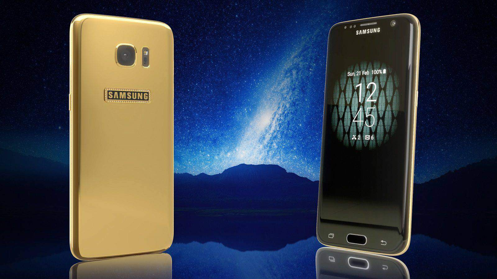 Galaxy S7 EDGE Legend official image KK