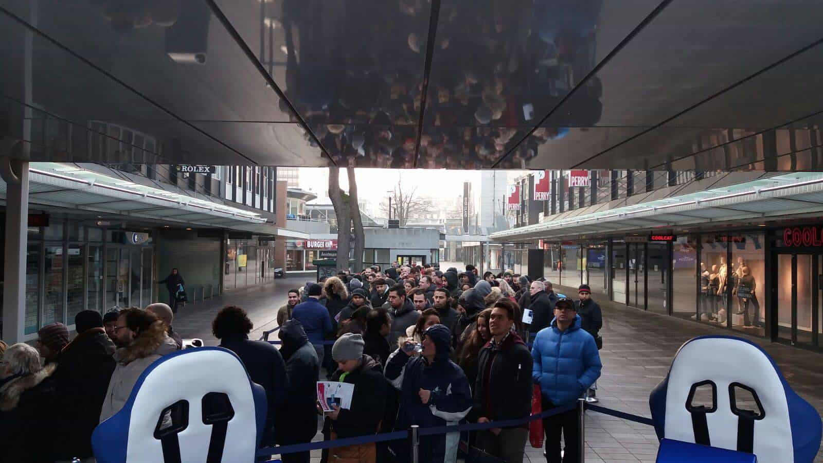 Galaxy S7 S7 Edge Netherlands launch 10