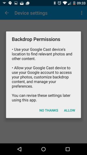 Google Cast AH screenshots (3)