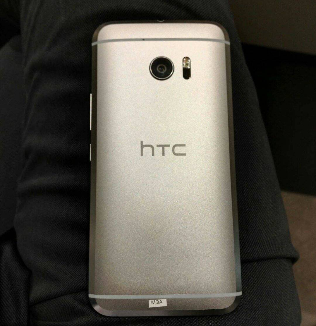 HTC 10 Front and back leak 02