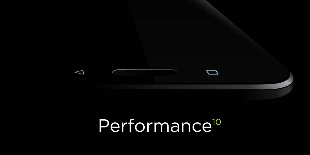 HTC 10 teaser peformance