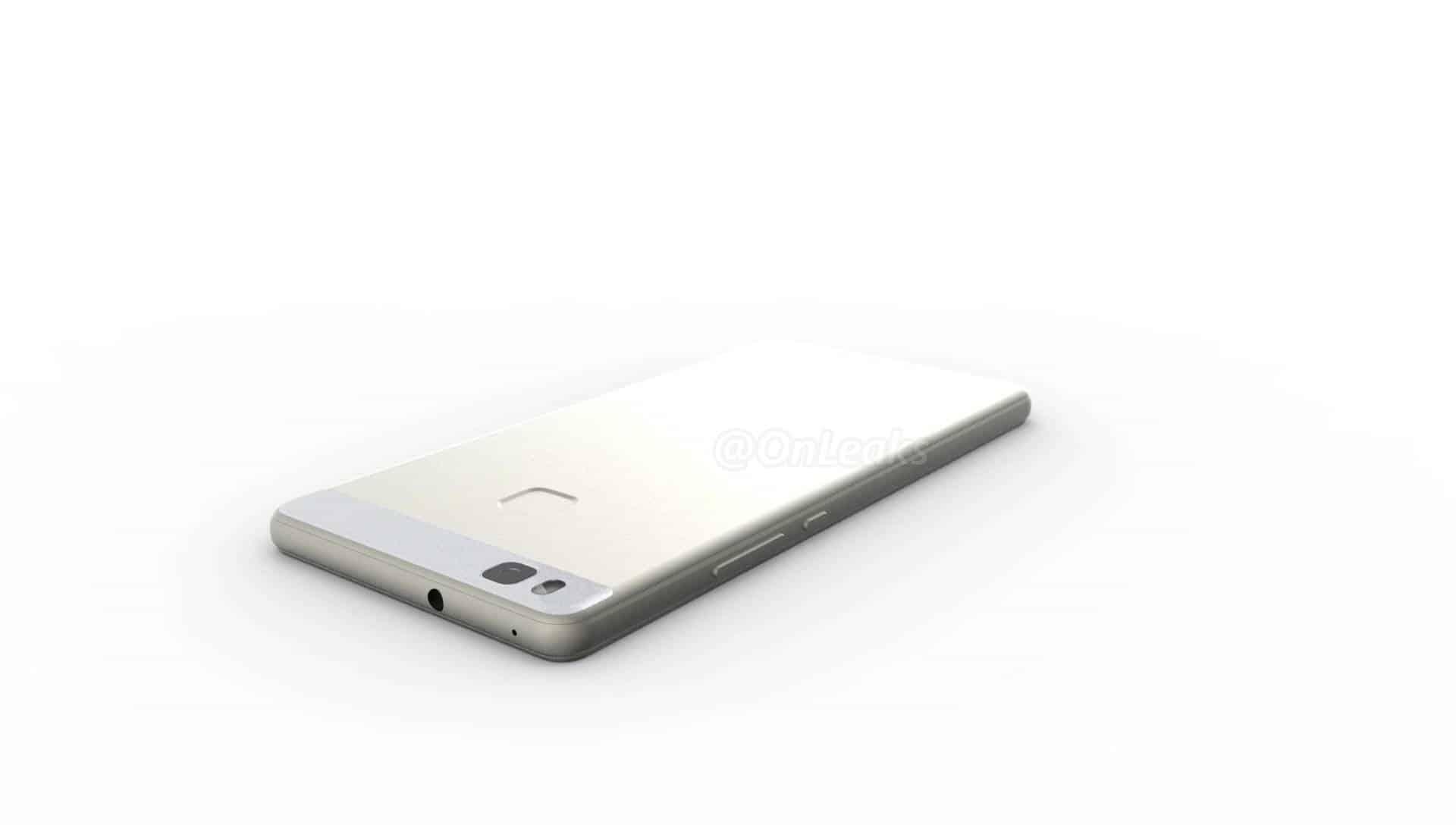 Huawei P9 Lite leaked render 10