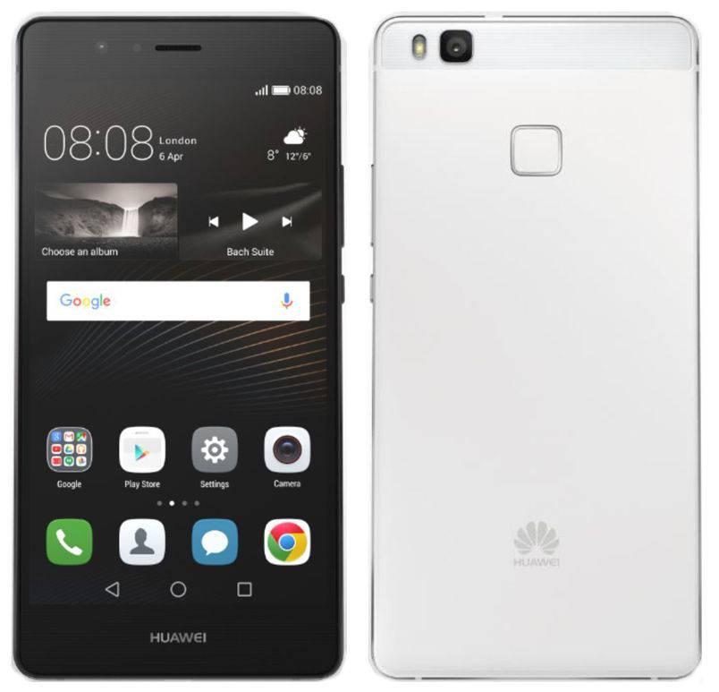 Huawei P9 Lite leaked render 2