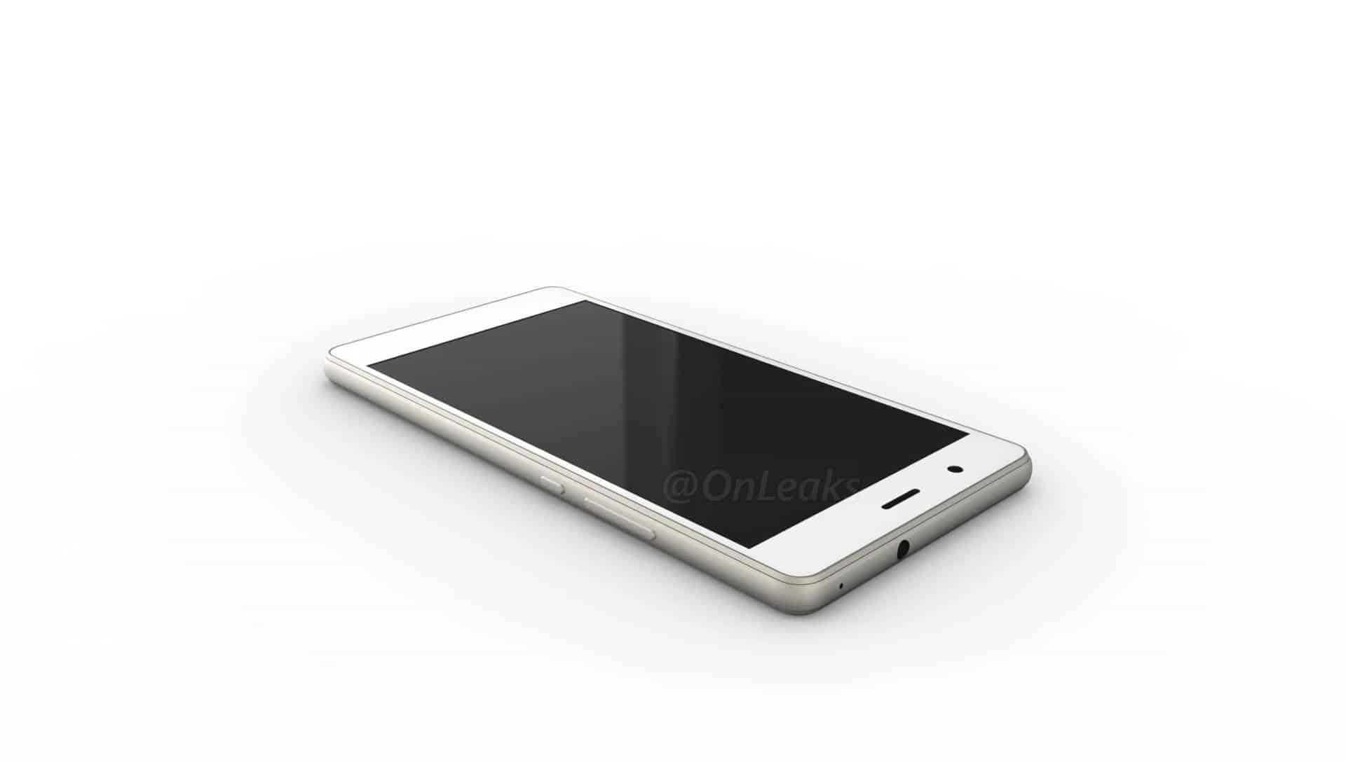 Huawei P9 Lite leaked render 7
