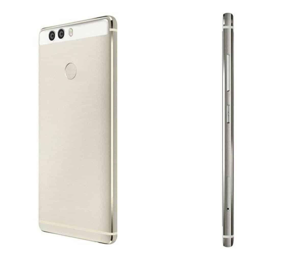 Huawei P9 render leak 31