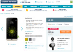 LG G5 Carphone Warehouse