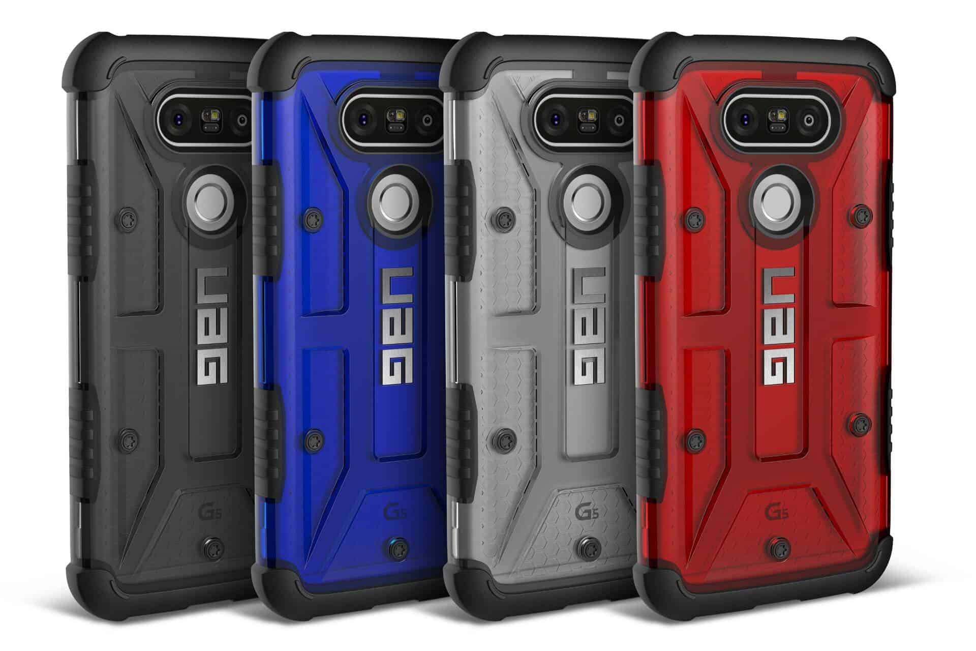Urban Armor Gear Launches Drop-Tested Cases For LG G5