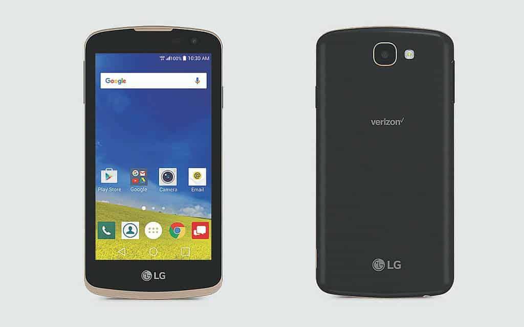 LG K4 Verizon KK