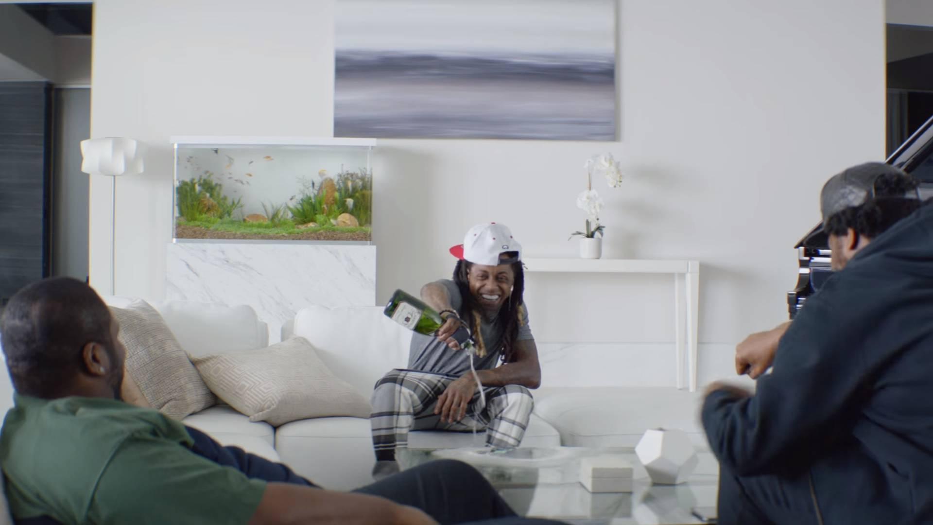 Lil Wayne Champagne Galaxy S7