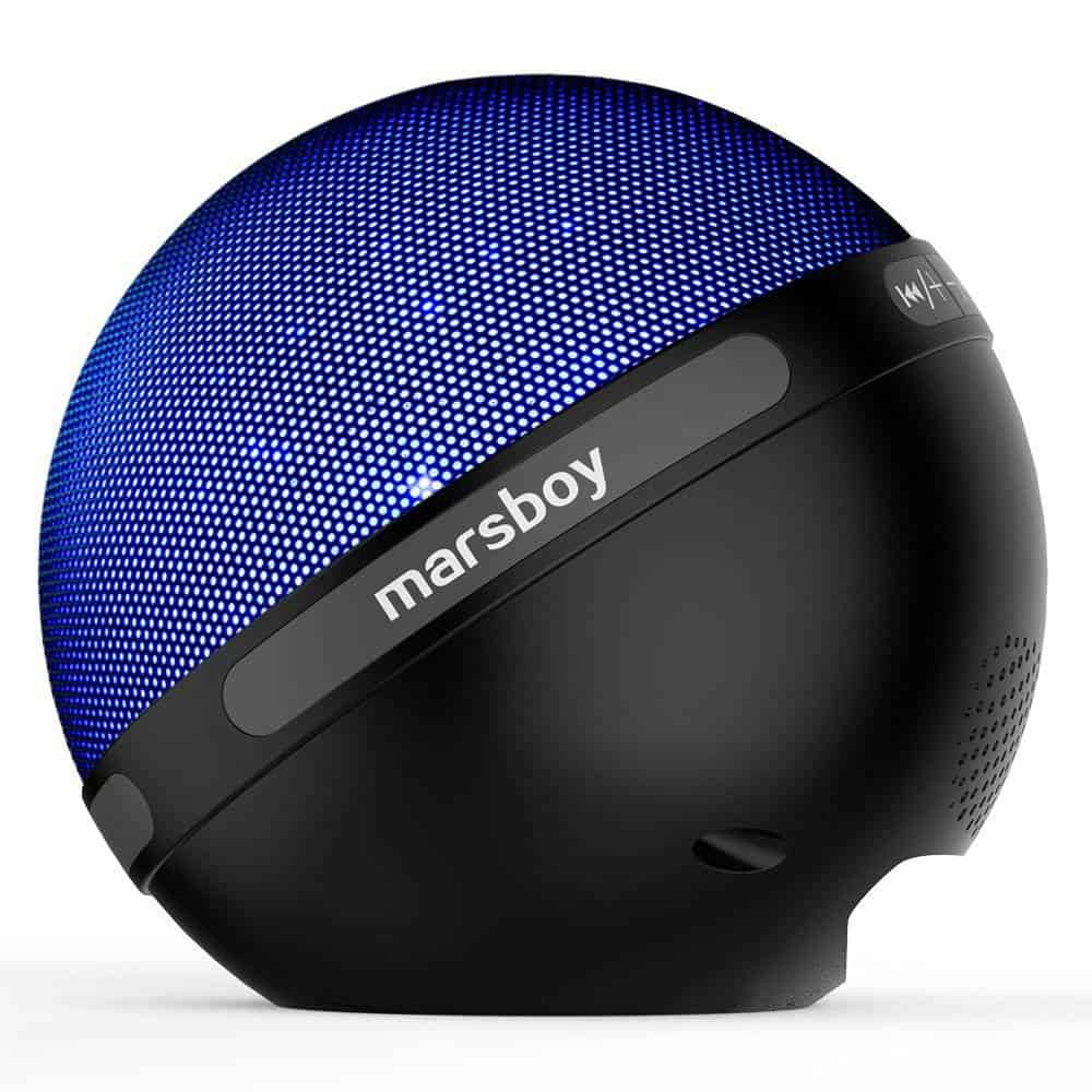 Marsboy Bluetooth LED 01