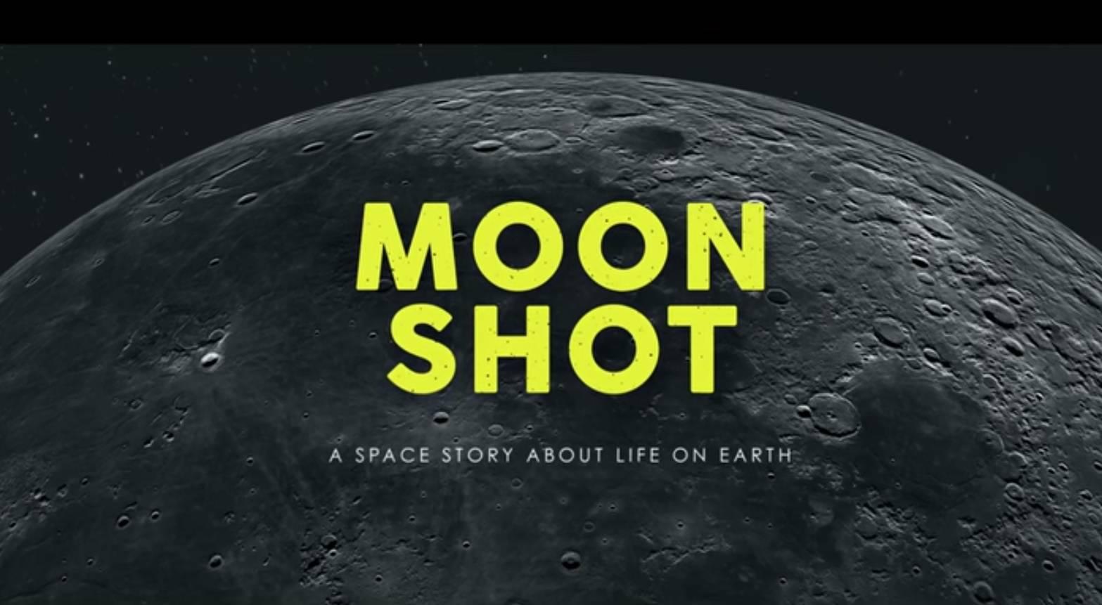 Moon Shot Screenshot Google