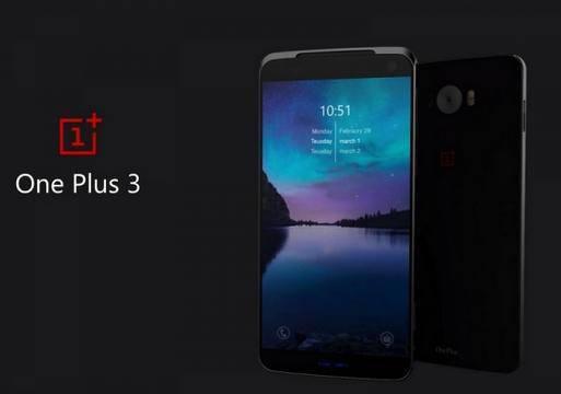 OnePlus 3 concept image 1
