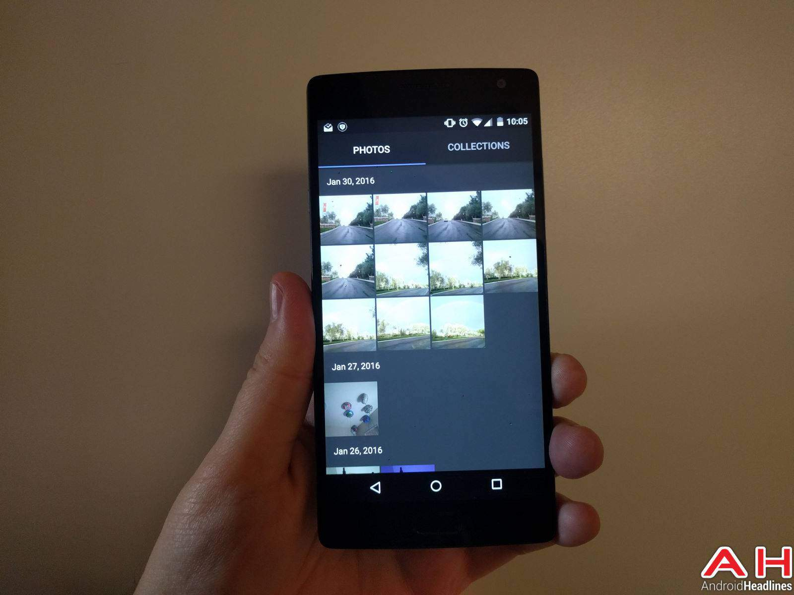 OnePlus Gallery App AH-1