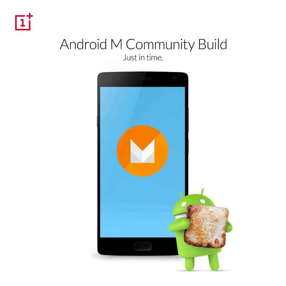 OnePlus Marshmallow Beta