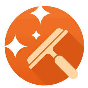 Orange Cache Cleaner icon