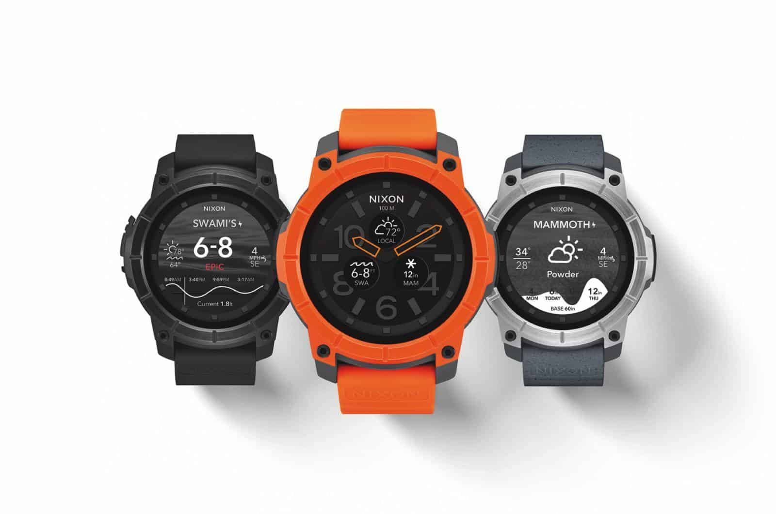 Qualcomm Nixon Android Wear AH 1