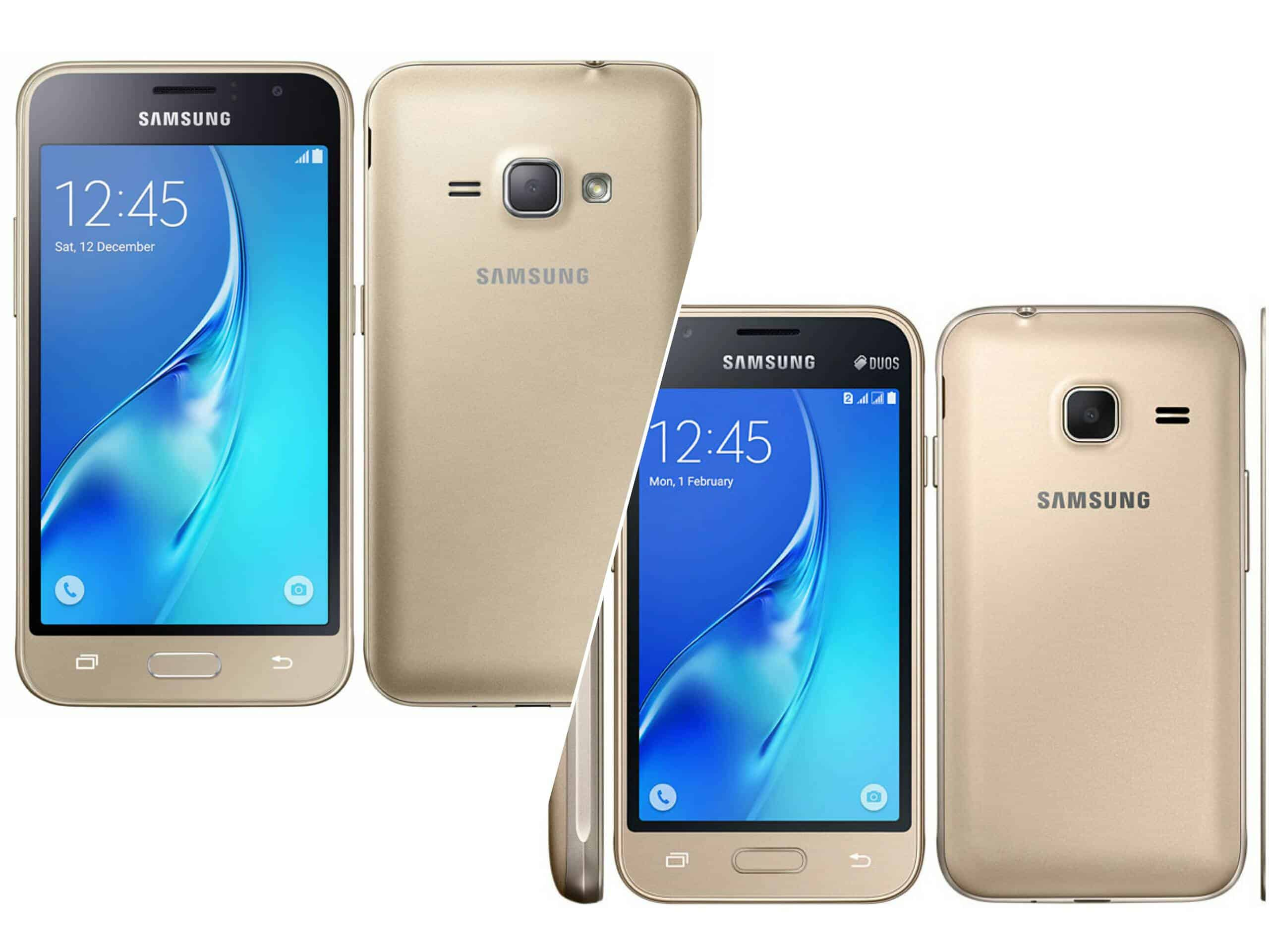 Samsung Galaxy J1 and J1 Mini_1