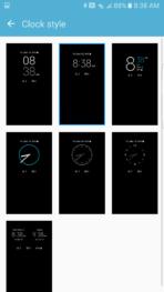 Samsung Galaxy S7 Edge AH NS Screenshot always on display 3