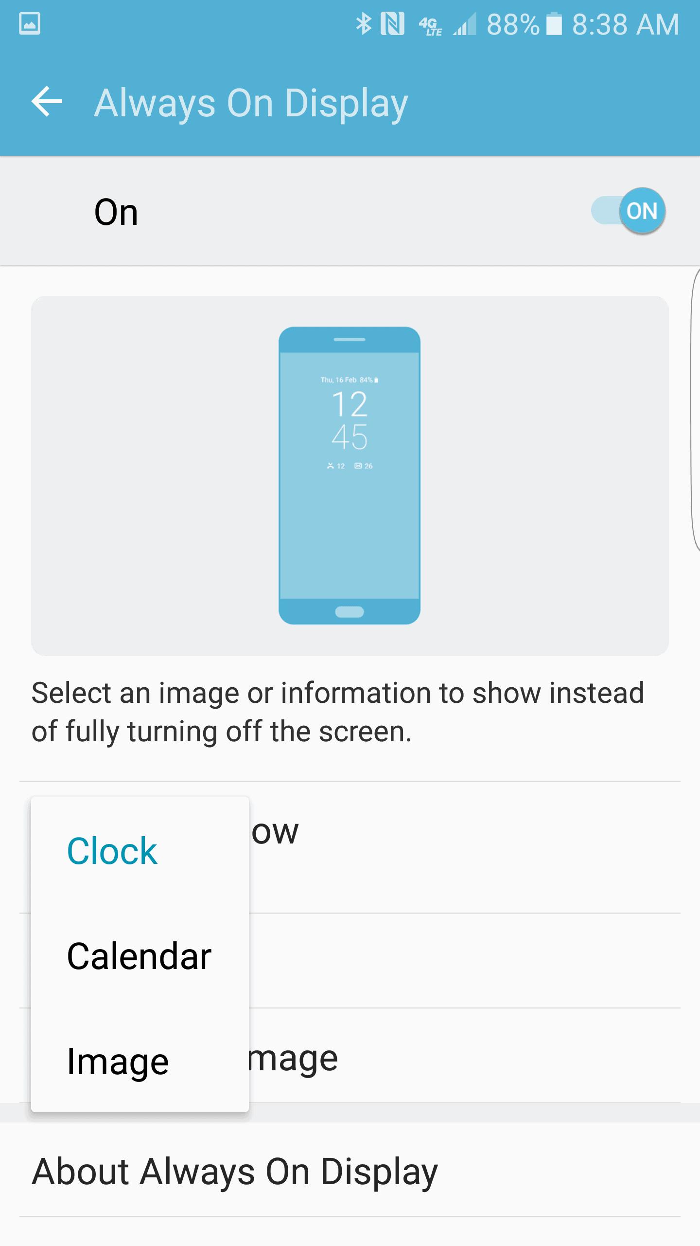 Samsung Galaxy S7 Edge AH NS Screenshot always on display 4