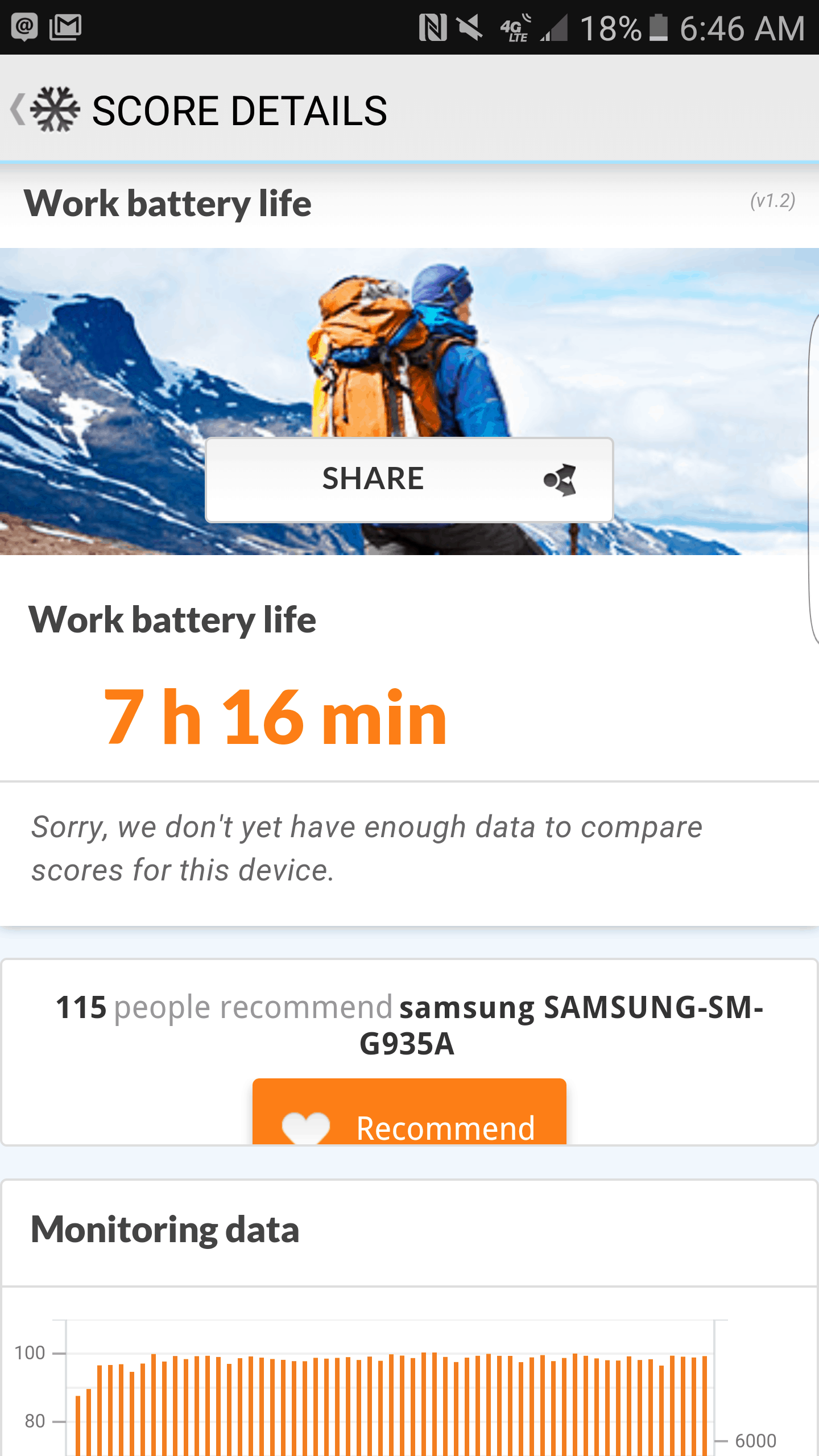 Samsung Galaxy S7 Edge AH NS Screenshot battery test