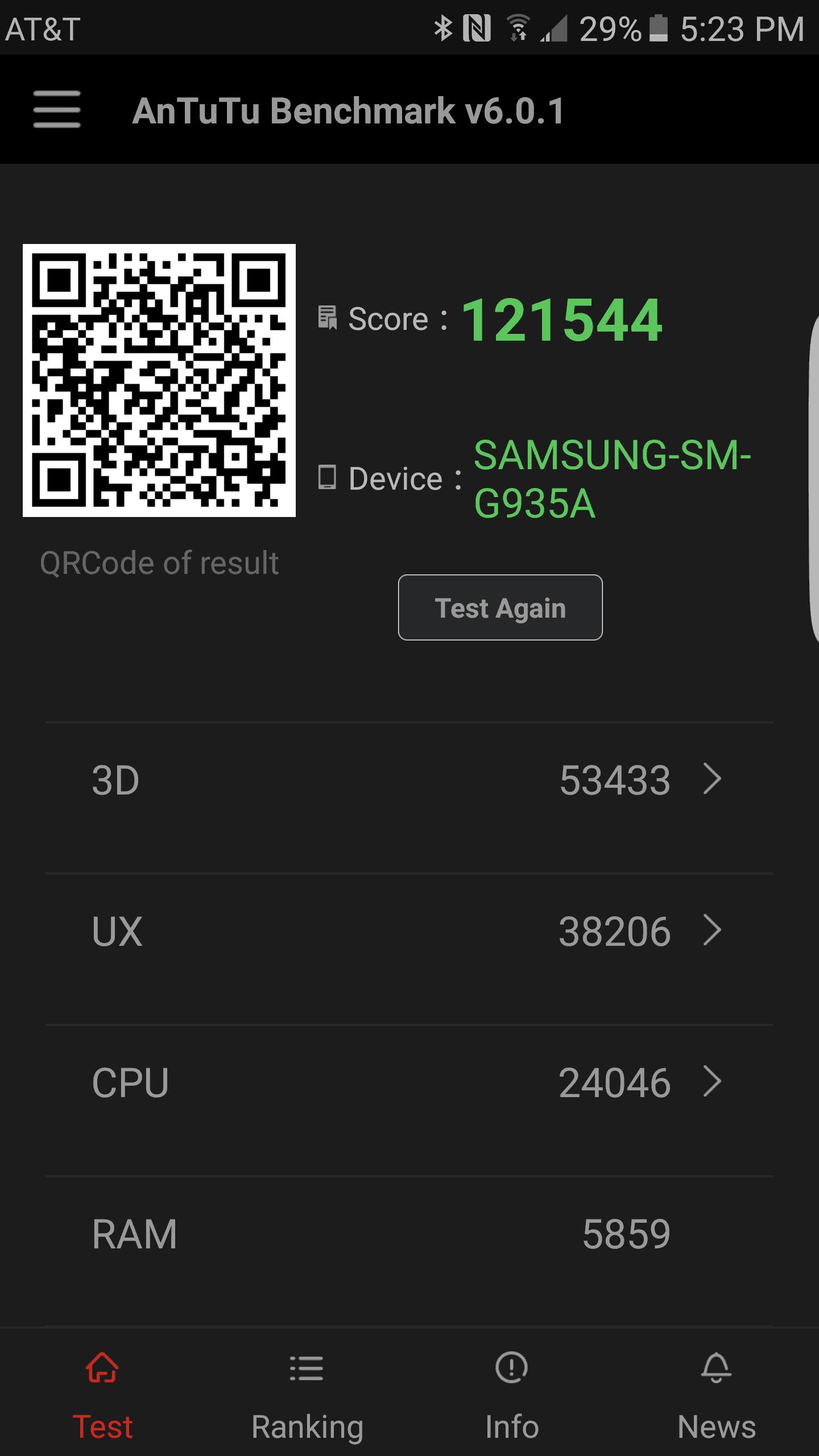 Samsung Galaxy S7 Edge AH NS Screenshot bench 1