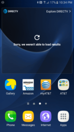 Samsung Galaxy S7 Edge AH NS Screenshot carrier bloat