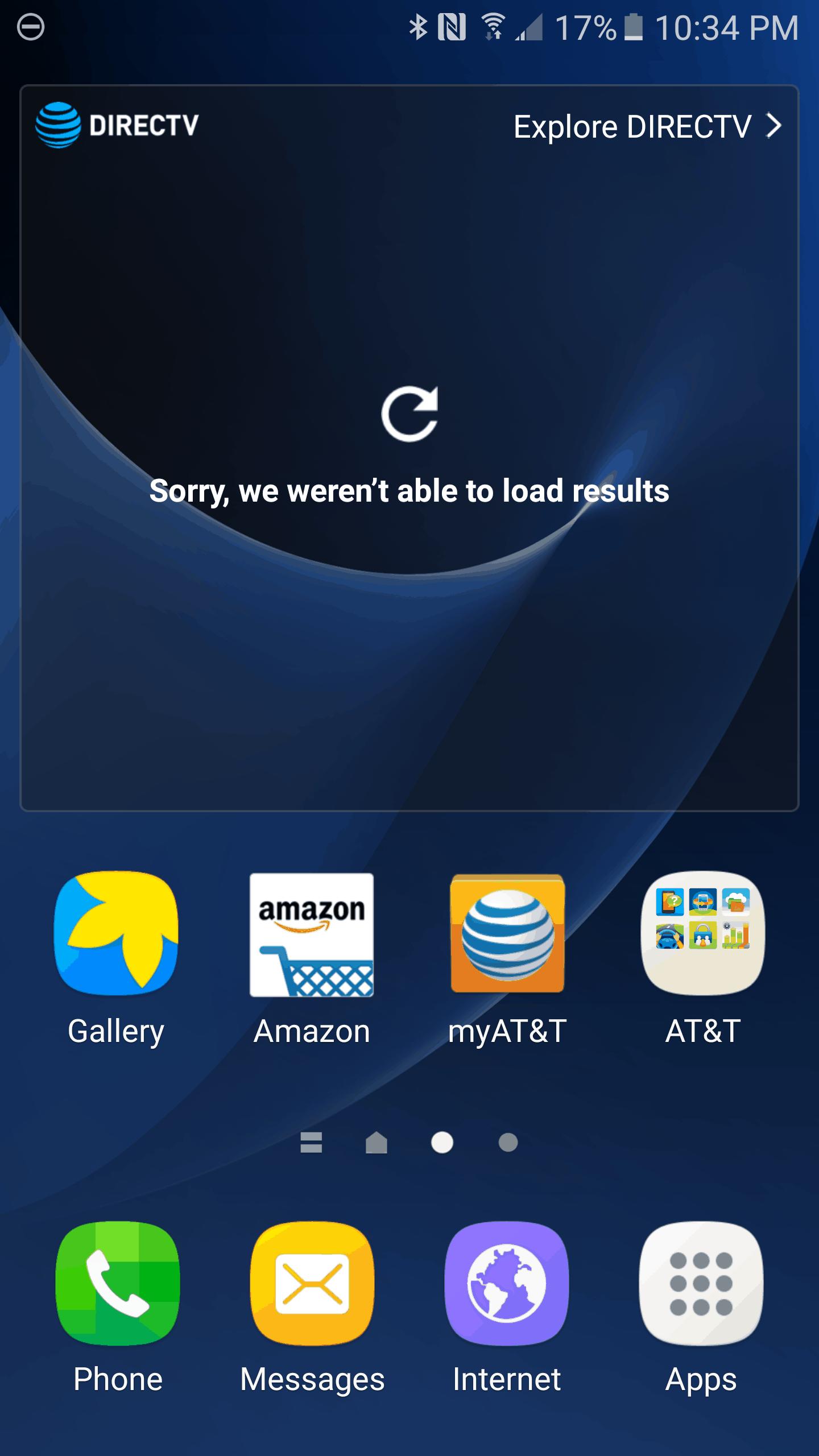 Samsung Galaxy S7 Edge AH NS Screenshot carrier bloat