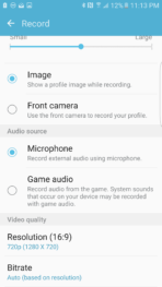 Samsung Galaxy S7 Edge AH NS Screenshot game tools