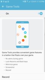 Samsung Galaxy S7 Edge AH NS Screenshot game tools 2