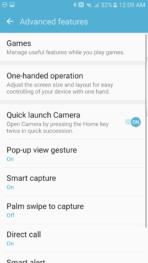 Samsung Galaxy S7 Edge AH NS Screenshot gestures 1