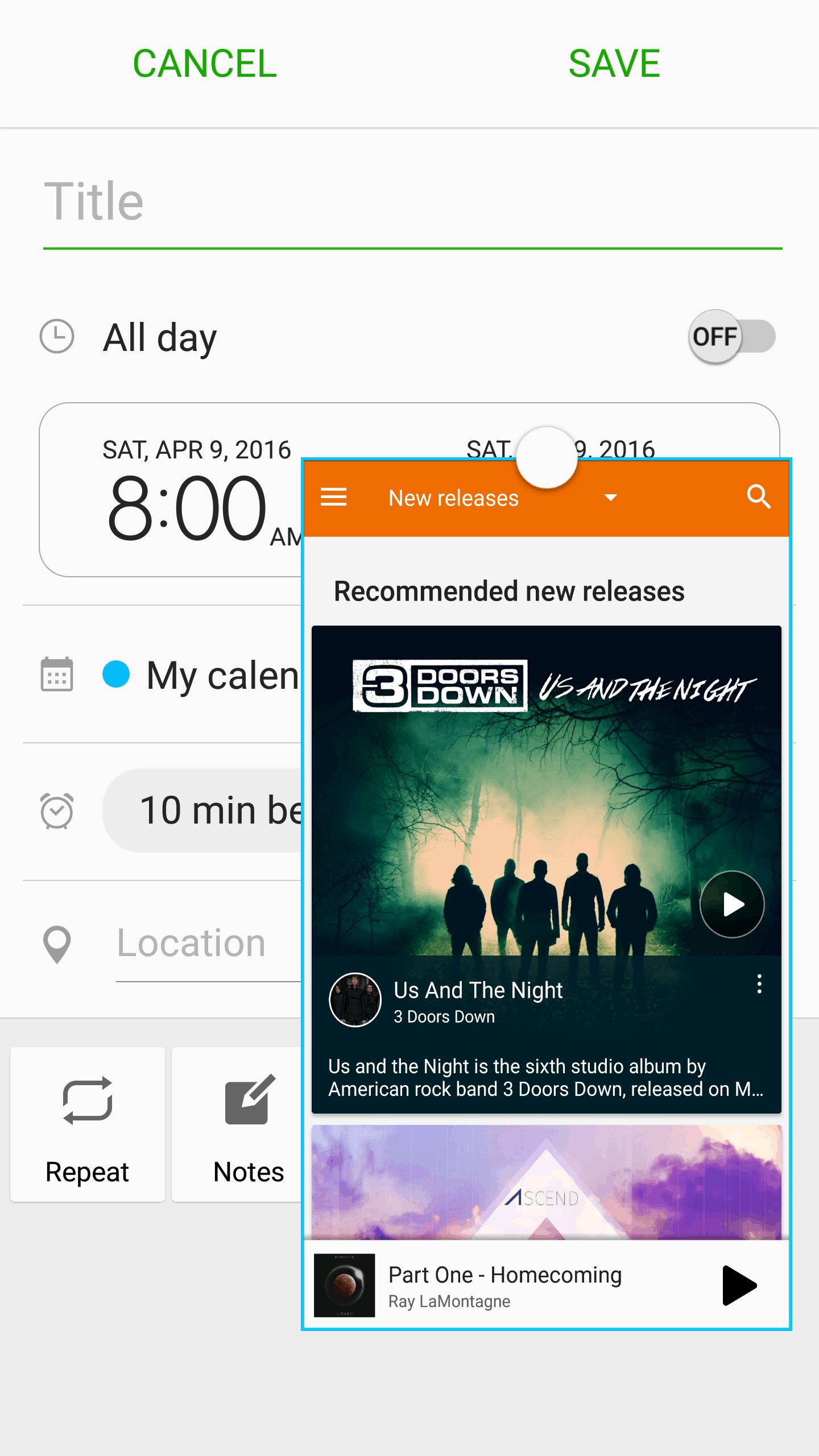 Samsung Galaxy S7 Edge AH NS Screenshot multi window 5