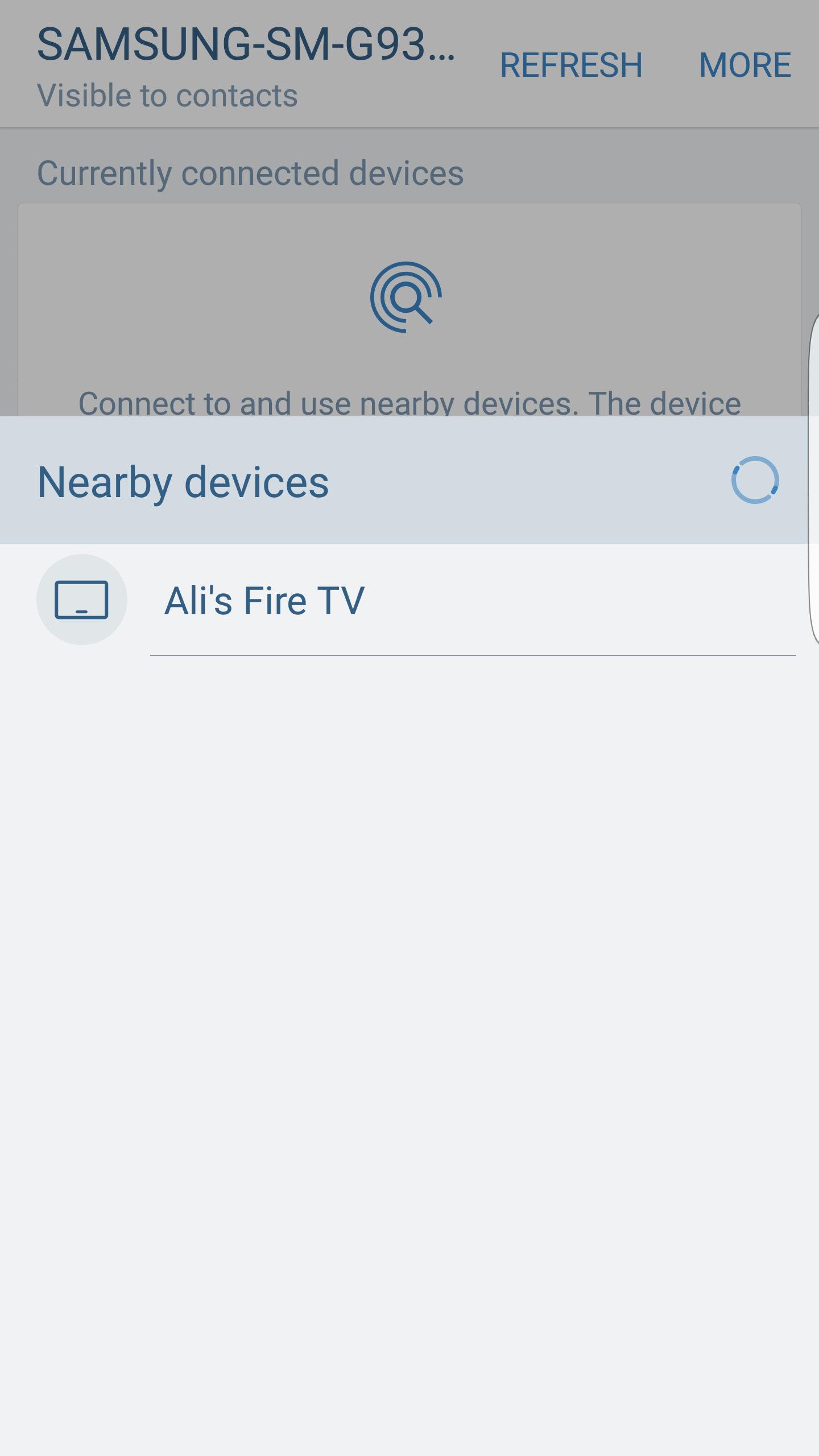 Samsung Galaxy S7 Edge AH NS Screenshot quick connect