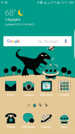 Samsung Galaxy S7 Edge AH NS Screenshot theme 2