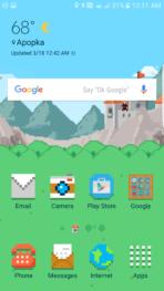 Samsung Galaxy S7 Edge AH NS Screenshot theme 3