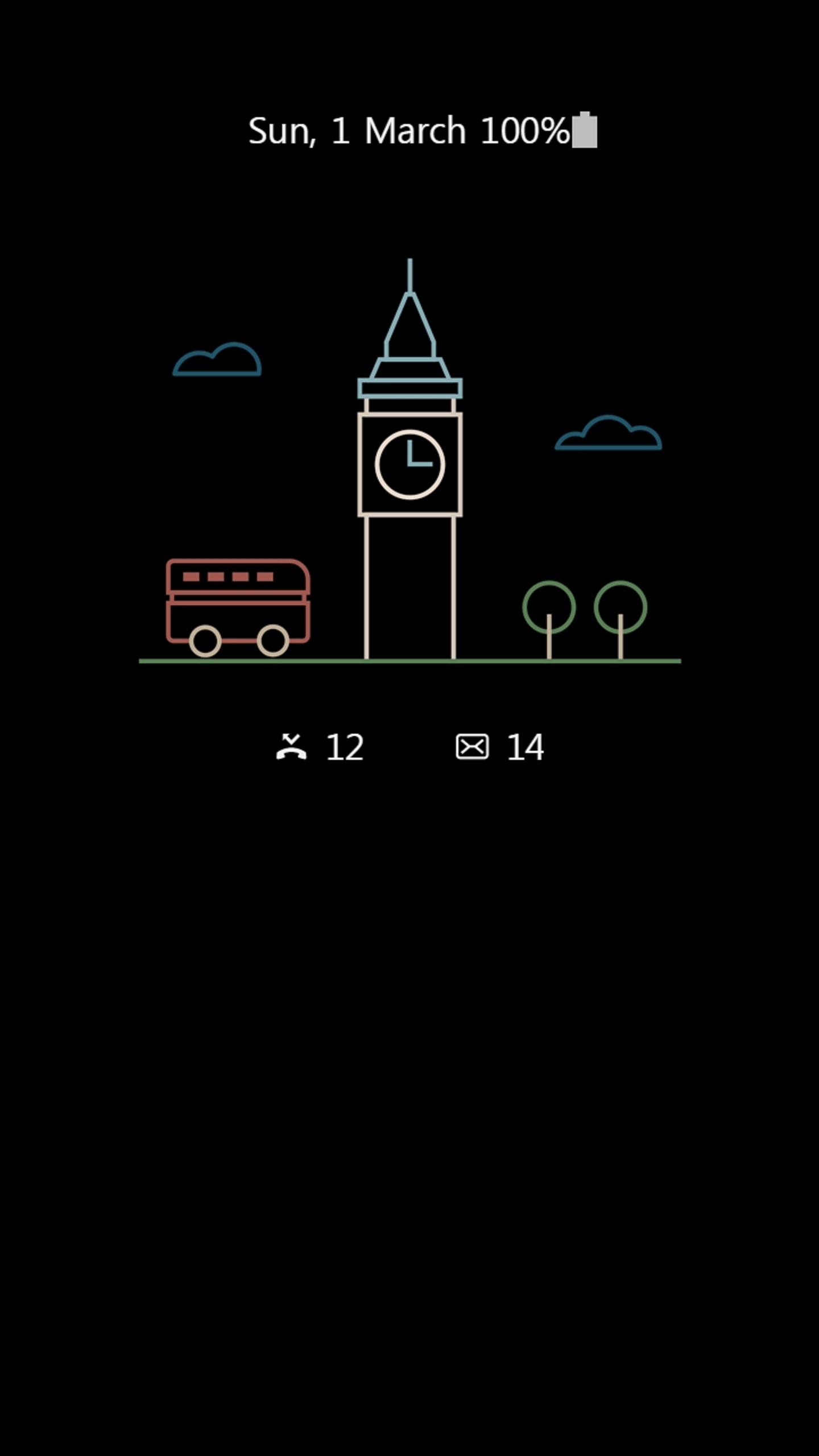 Samsung Galaxy S7 Edge AH NS Screenshot theme always on