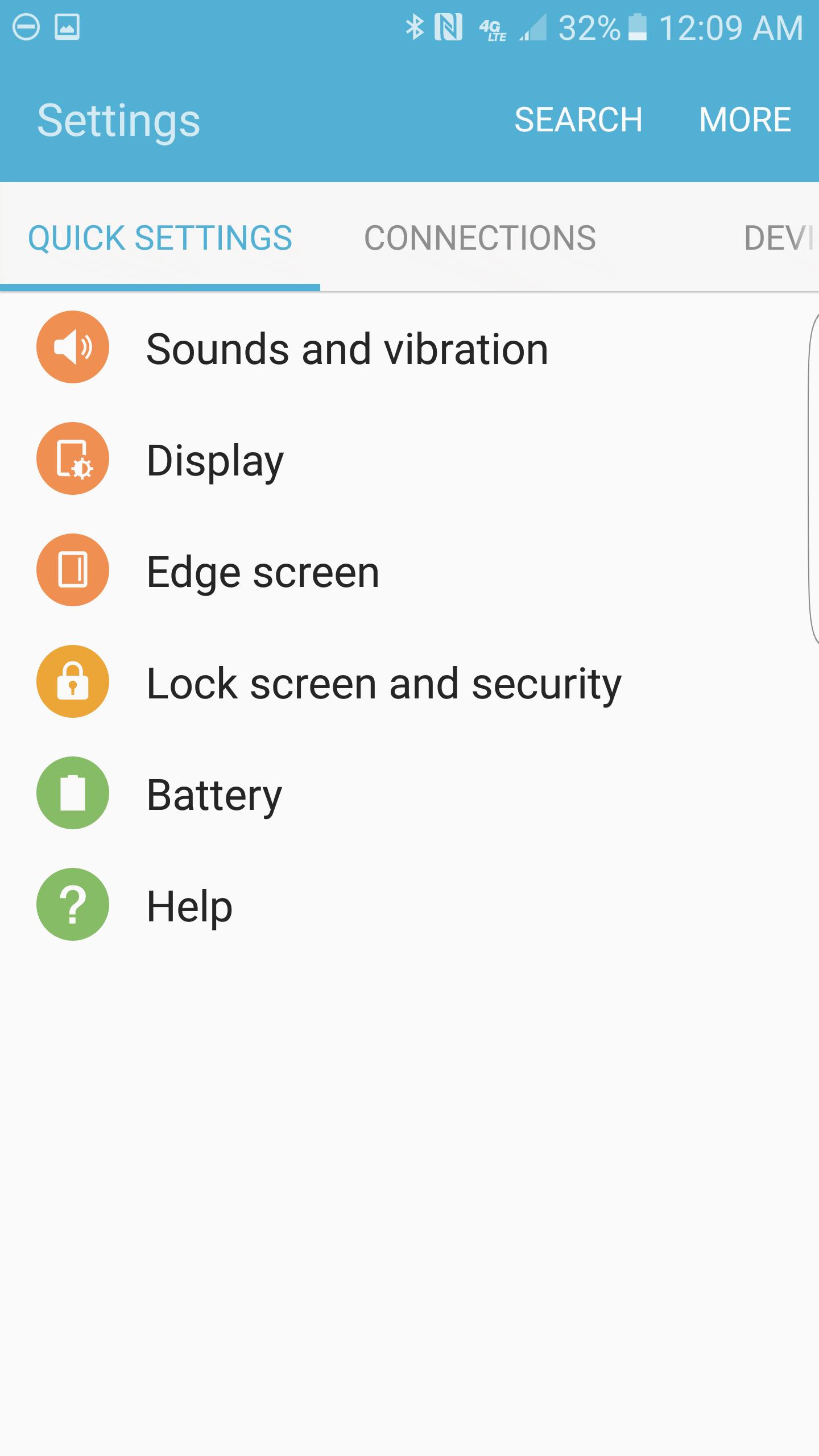 Samsung Galaxy S7 Edge AH NS Screenshot ui 1