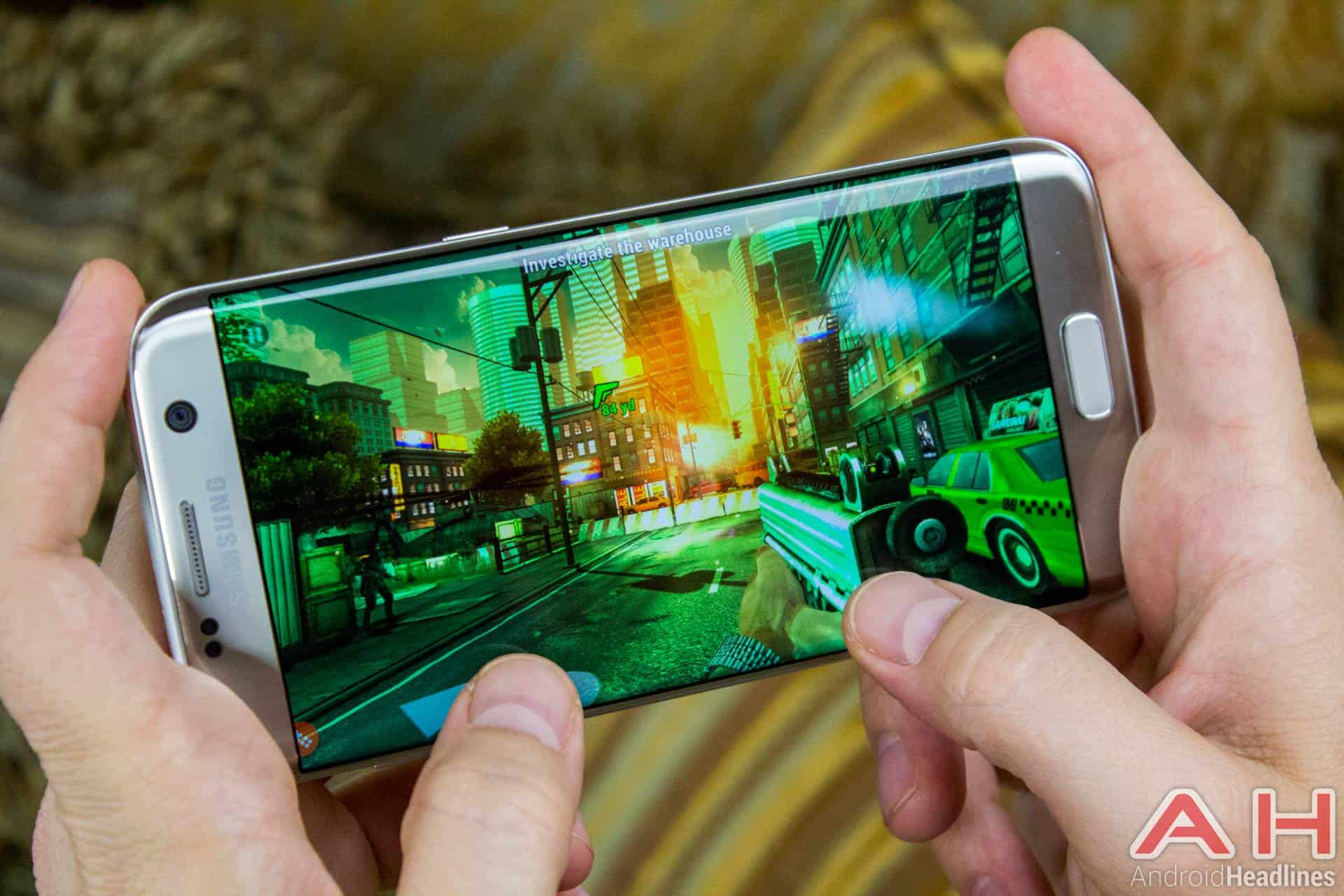 Samsung Galaxy S7 Edge AH NS performance gaming