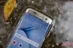 Samsung Galaxy S7 Edge AH NS wet titanium logo 2