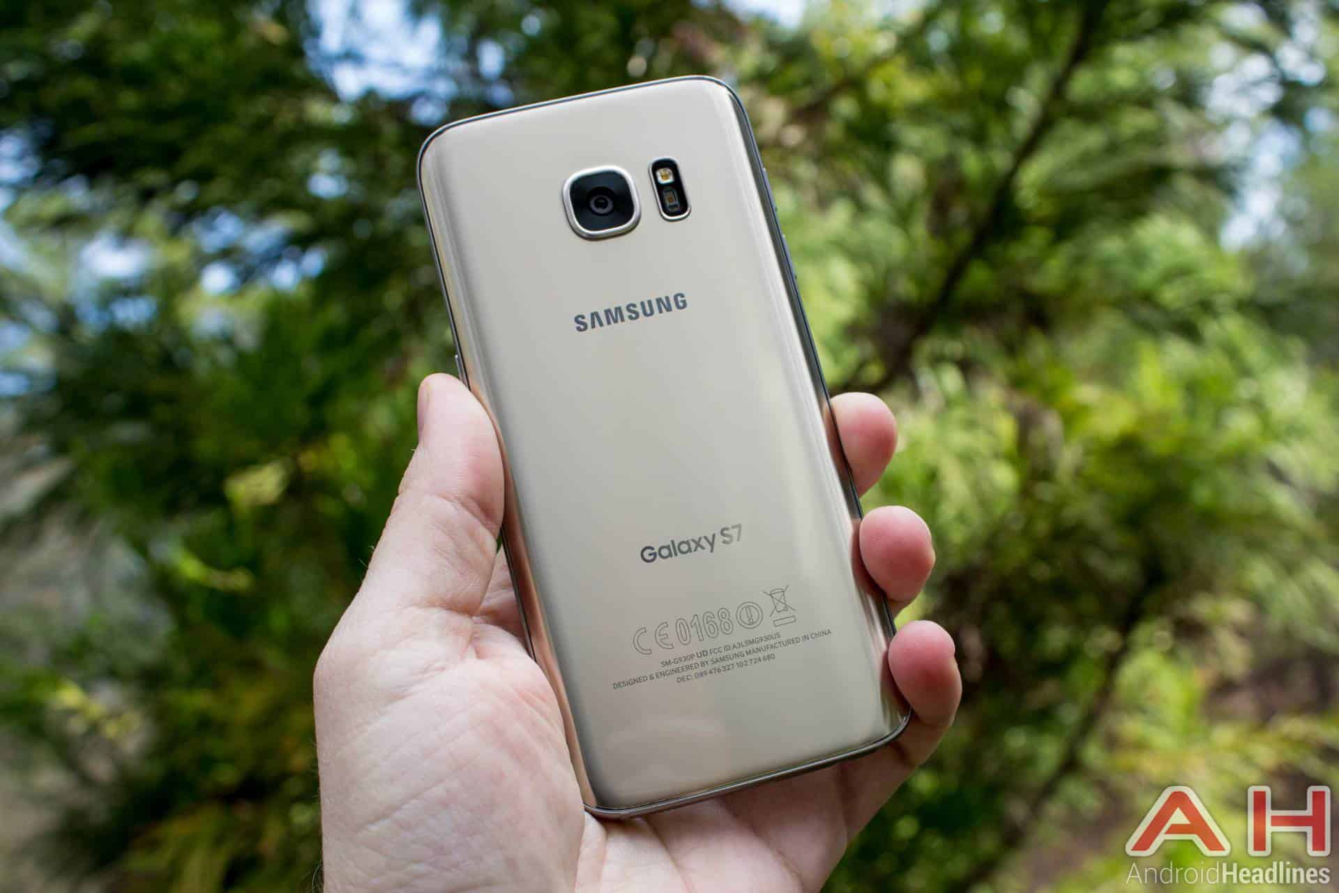 Samsung Galaxy S7 Gold AH NS 07