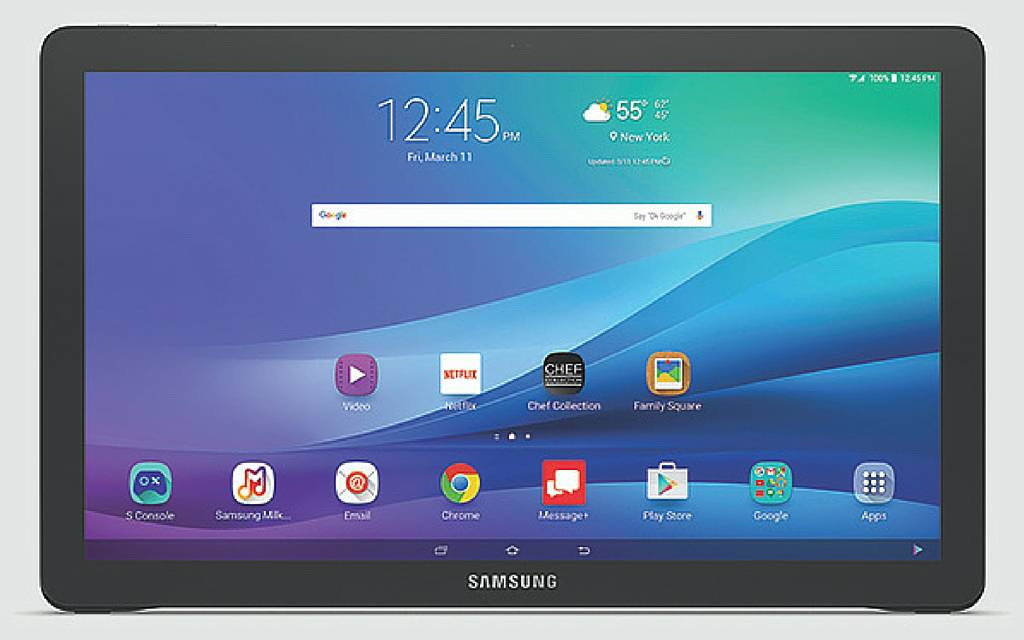 Samsung Galaxy View Verizon