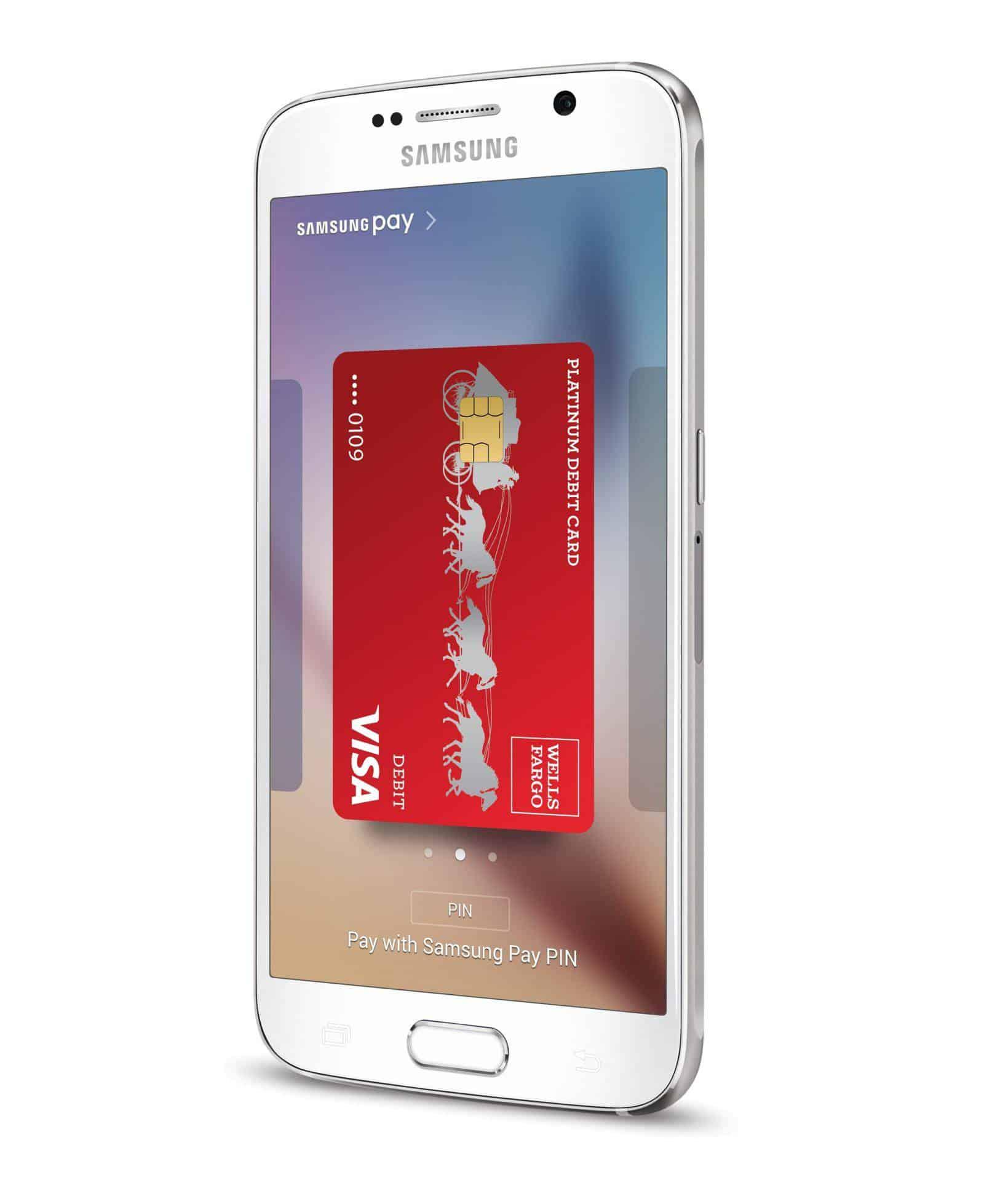 Samsung Pay Wells Fargo