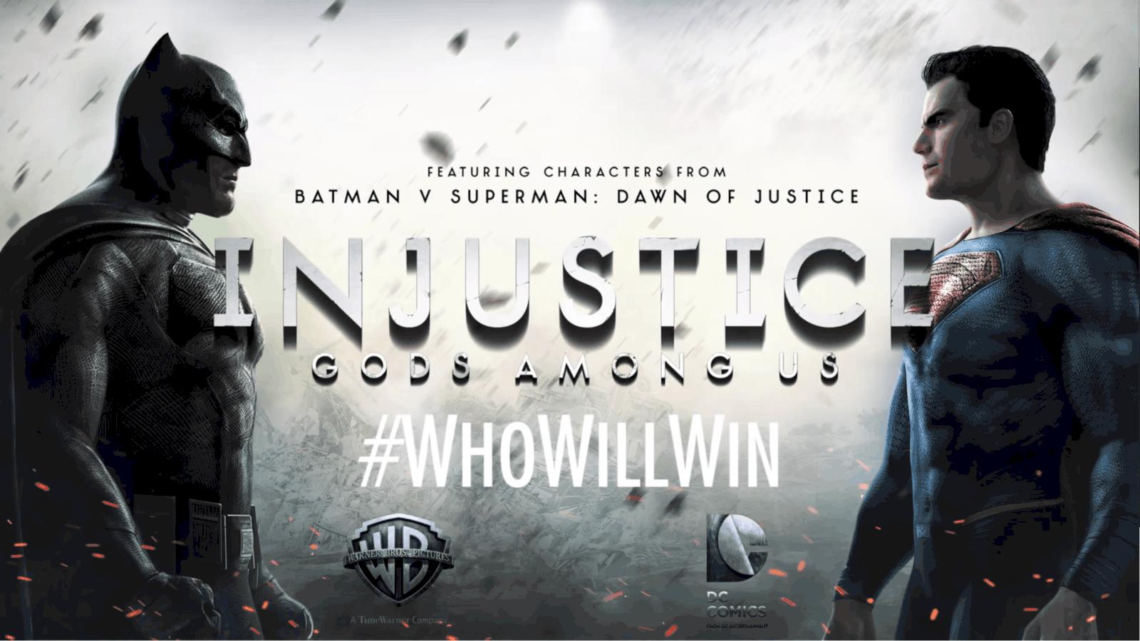 Batman vs Superman Injustice