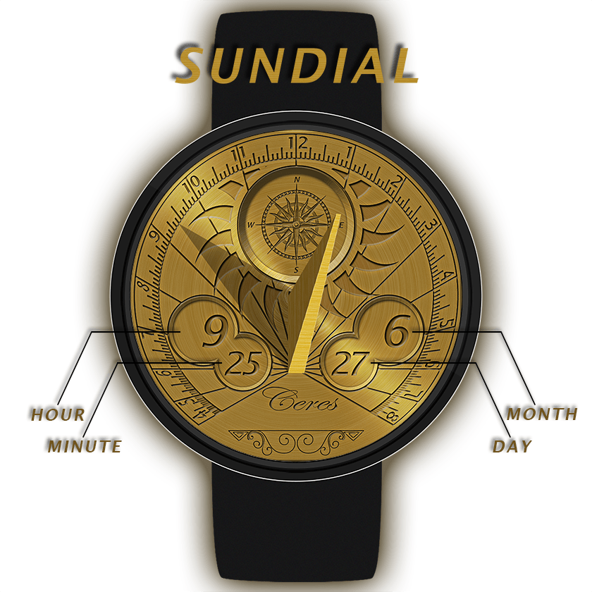 Sundial Watc