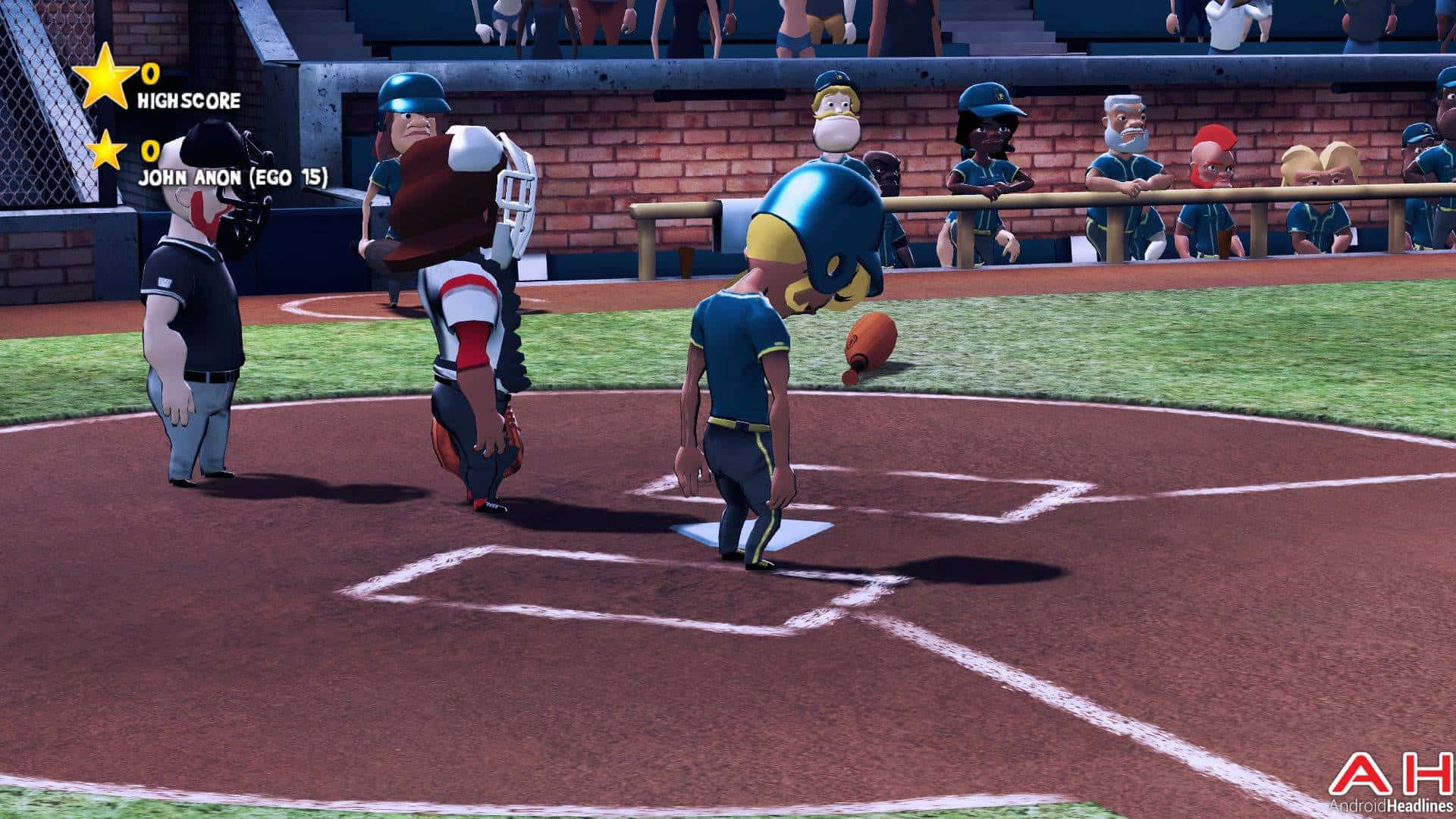 Super Mega Baseball Android TV AH 10