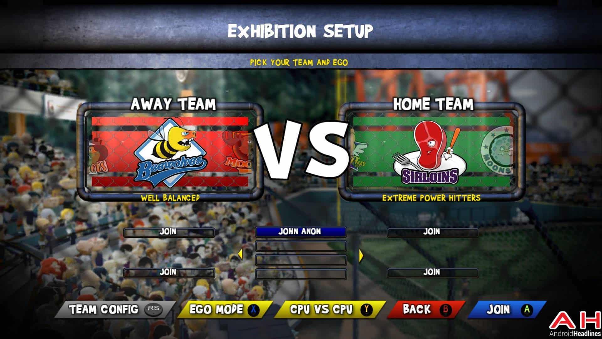 Super Mega Baseball Android TV AH 4