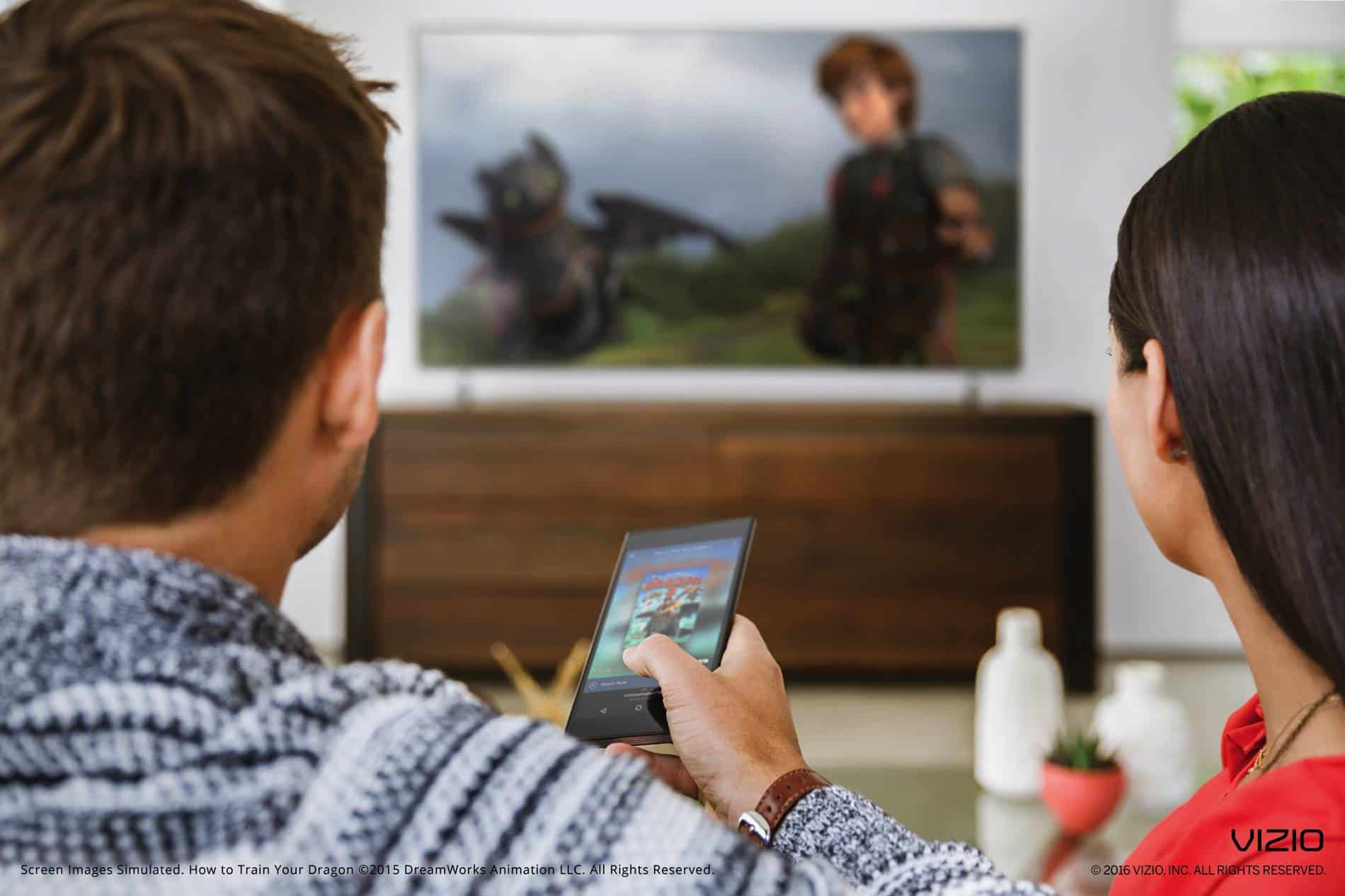 We Had Heard Not Too Long Ago, That Google And Vizio Were Working On  Bringing How To Train Your Dragon Cast